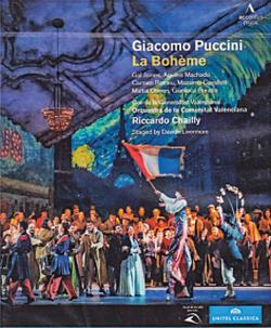 <dvd : La bohème de Puccini