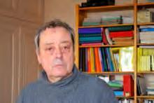 Jean-Pierre Barani, professeur de mathématiques au lycée du Parc