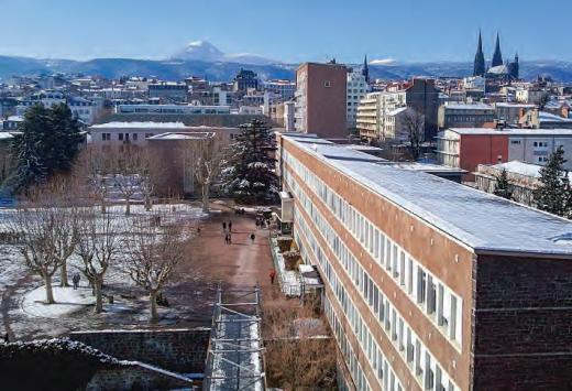 Lycée Blaise Pascal à Clermont-Ferrand