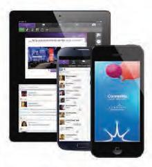 Tablette et smartphones