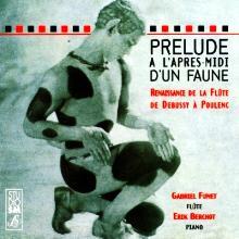 CD flûtiste Gabriel FUMET et pianiste Erik BERCHOT
