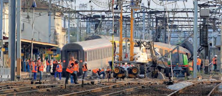 Accident ferroviaire de Brétigny sur Orge