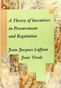 Une publication de Jean TIROLE