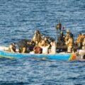 Interception de narcotrafiquants en mer.par la Marine française