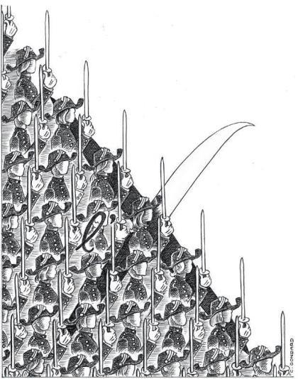 Croquis de polytechniciens par C. Gondard (65)