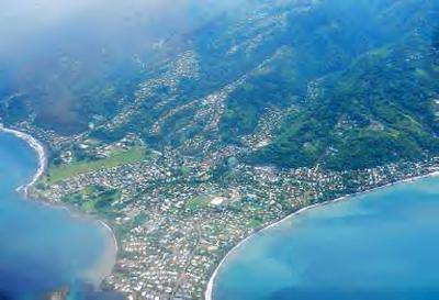 L'ile de Kauehi, dans l'archipel des Tuamotu.