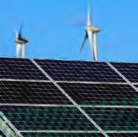 Le total éolien + photovoltaïque reste faible