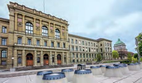 Institut fédéral suisse de technologie à Zurich