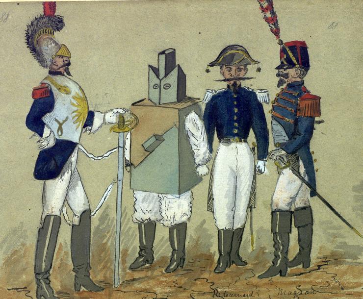 Affiche point Gamma 1877