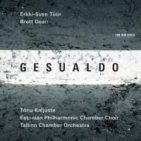 CD oeuvres de Gesualdo