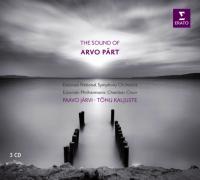 CD The Sound of Arvo Pärt
