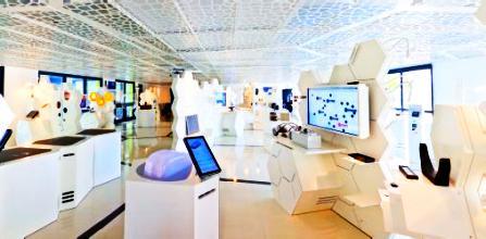 Show-room CEA Tech