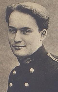 Gérard Pilé (41) en Grand Uniforme