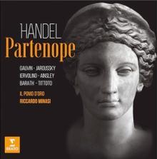 CD : Haendel, Parténope