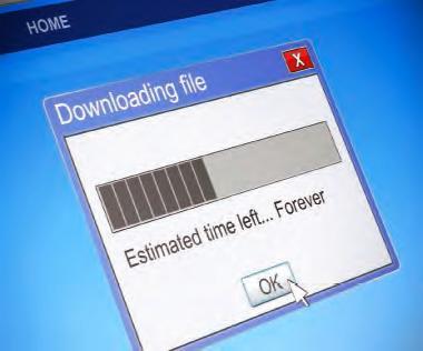 Un virus a bloqué le téléchargement