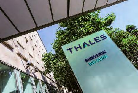 Bienvenue chez Thalès
