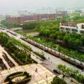 L'Université de Shanghai.