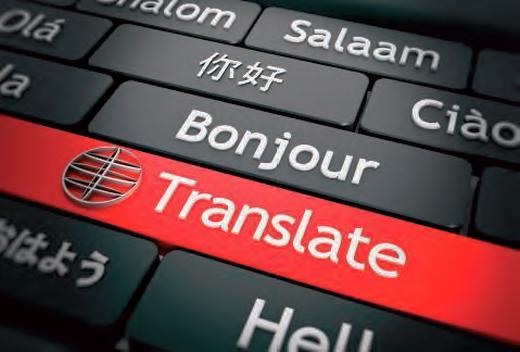 Clavier de traduction