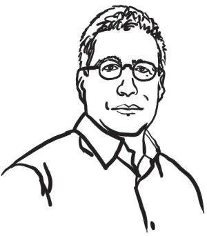 Portrait de Gilles DOWEK (85) par Michel Simon