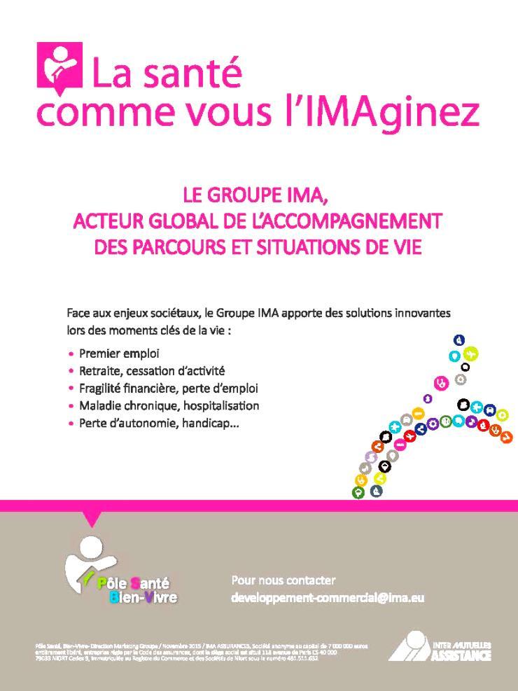 Publicité IMA