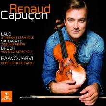 CD Renaud Capuçon joue Lalo, Bruch et Sarasate