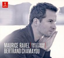 CD CHAMAYOU, intégrale des oeuvres piano de Ravel