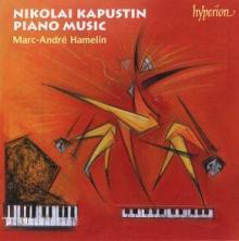 CD Marc-André Hamelin joue les oeuvres de KAPUSTIN