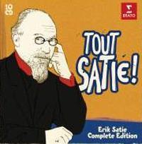 CD : Tout SATIE