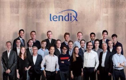 Les collaborateurs de LENDINX