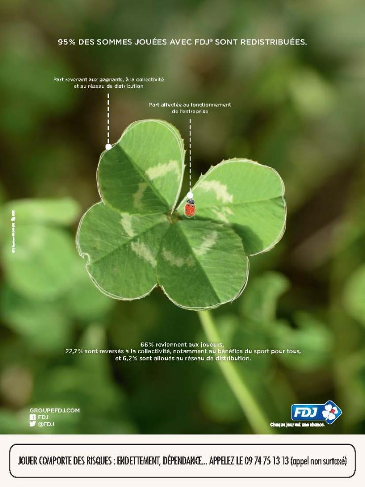 Publicité Française des Jeux