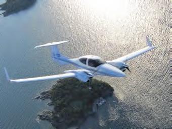 un avion de tourisme