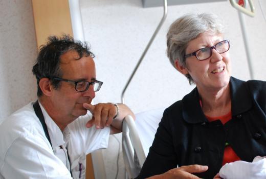 Pierre-Yves et Marie-Laurence Madignier (75)