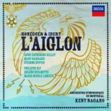 CD L'aiglon opéra de Honegger et Ibert