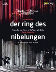 DVD a tétralogie de Wagner, Scala de Milan, Daniel Barenboïm