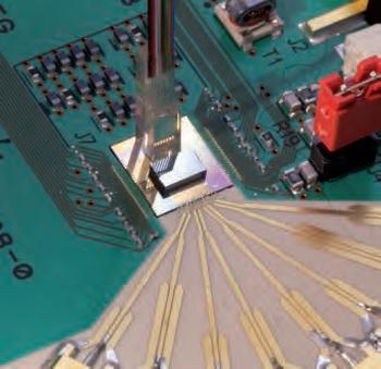 Miniaturisation et intégration d'un composant photonique