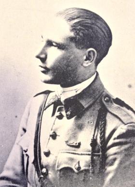 Jean BORATRA en uniforme