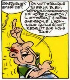 Extrait d'Asterix