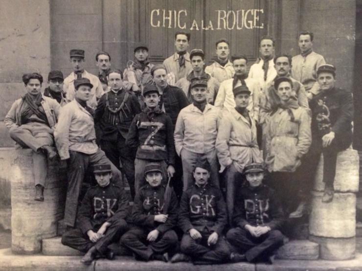 Photo de la Khomiss 1920