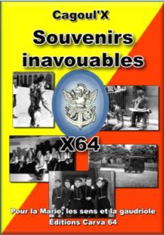 Livre : Souvenirs inavouables par Cagoul'X