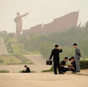 En Corée du nord