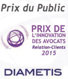 Prix de l'innovation attribué à Diametis