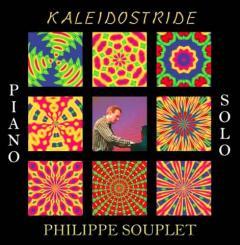 CD Kaleidostride de Philippe Souplet