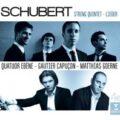 CD Shubert par le quatuor Ebene et Gautier Capuçon