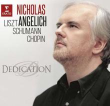 CD Liszt, Schumann et Chopin par Nicholas Angelich