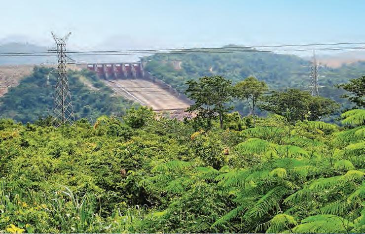 Barrage en Afrique