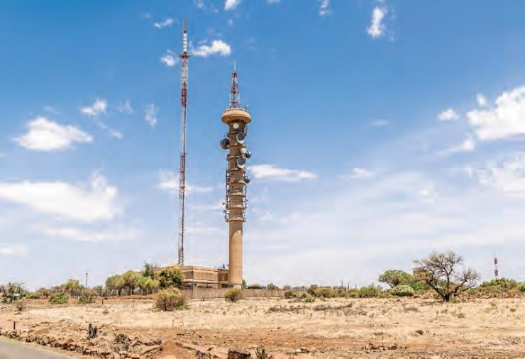 Téléphonie mobile en Afrique