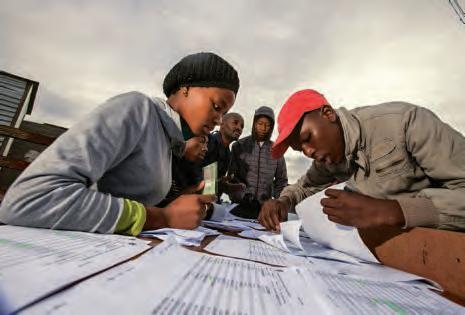 Listes électorales en Afrique
