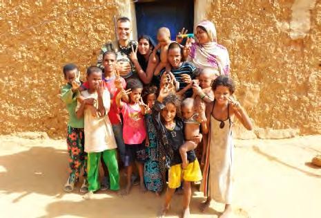 Légionnaire au Sahel