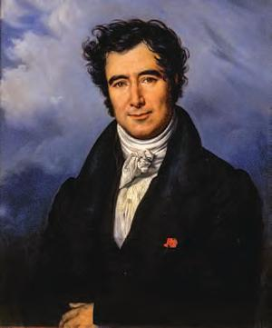 Portrait de François ARAGO (1803)