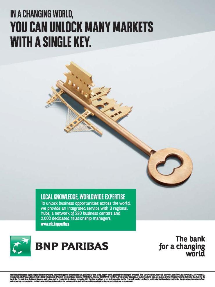 Pub BNP Paribas